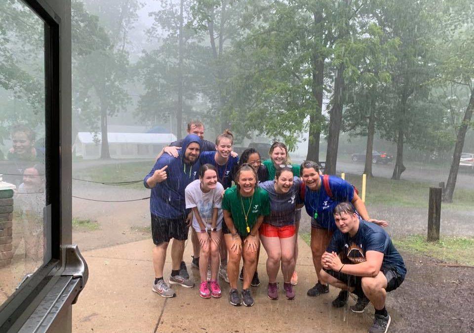 Rain, Rain, Won't Ruin Our Day!